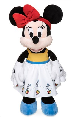 Disney Minnie Mouse Plush in Pixar Dress Medium 17''