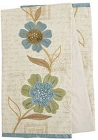 Pier 1 Imports Azure Verde Floral Table Runner