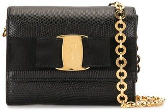 Salvatore Ferragamo Pre Owned Vara Bow belt bag