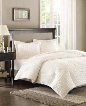 Madison Home USA Arctic 3-Pc. King/California King Comforter Set Bedding