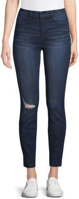 Buffalo David Bitton Jayma Skinny Ankle-Length Jeans