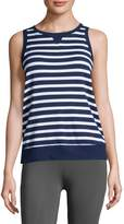 Beyond Yoga Women's Striped Detail Tank