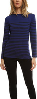 Majestic Filatures Long Sleeve Boatneck Top