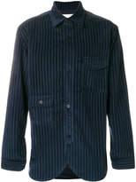 Han Kjobenhavn pinstripe army shirt