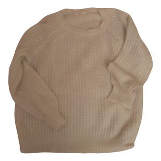 Vicolo White Wool Knitwear