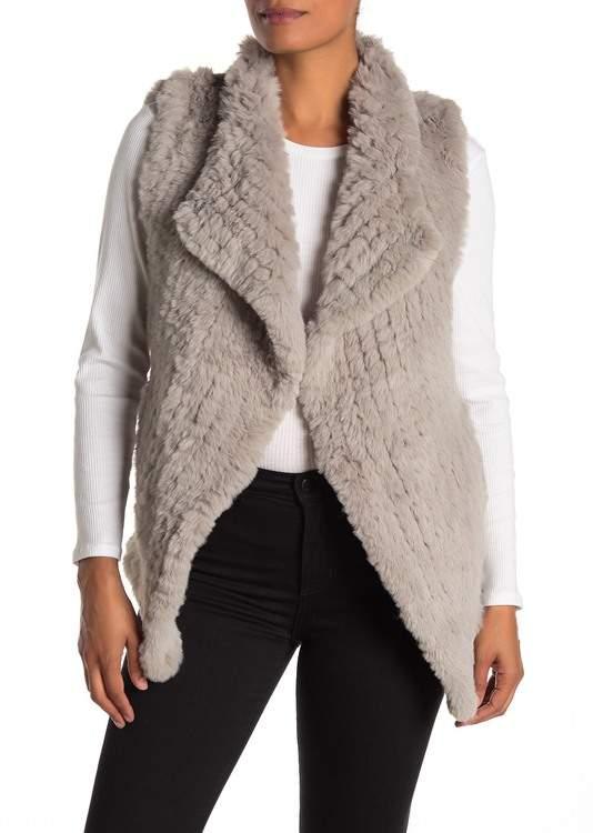9ec3ec9ec Love Token Fur Vest - ShopStyle