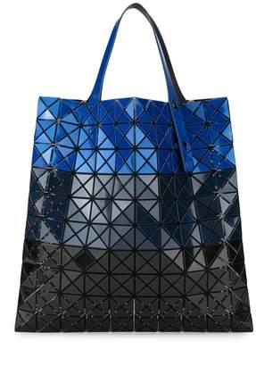 Bao Bao Issey Miyake geometric panel tote