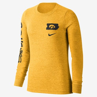 Nike Women's Long-Sleeve T-Shirt College (Iowa)