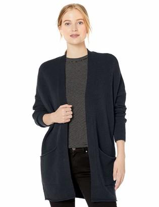 Daily Ritual Amazon Brand Women's Cozy Boucle Coatigan Sweater