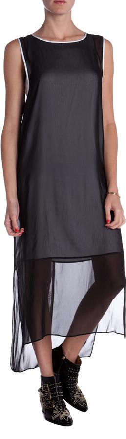 Helmut Lang Double Layered Dress