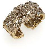 Heidi Daus Quite Contrary Swarovski Crystal Bracelet