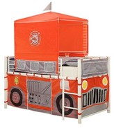Homelegance Fire Chief Loft Bed