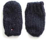 Tommy Hilfiger Cable Knit Mittens