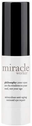 philosophy Miracle Worker Anti Aging Retinoid Eye Repair