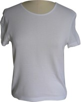 Chanel White Cotton Top for Women