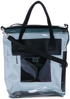 Eytys Void ink clear tote bag - unisex - PVC - One Size