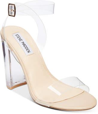 Steve Madden Women Camille Vinyl Sandals