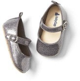 Gap Glitter dust mary janes