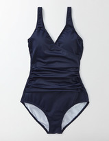 Boden Wrap Front Swimsuit