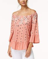 Style&Co. Style & Co Off-The-Shoulder Top, Created for Macy's