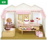 Sylvanian Families Village Cake Shop Playset