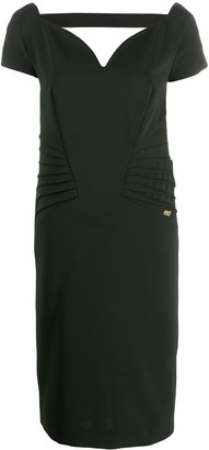 Class Roberto Cavalli Sweetheart Cocktail Dress
