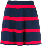 Emporio Armani striped skirt
