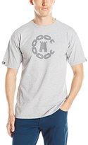 Crooks & Castles Mens Iron Chain C Short-Sleeve Shirt