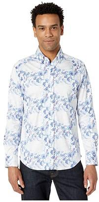 Robert Graham Rhone Button-Up Shirt (Multi) Men's Clothing