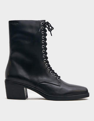Vagabond Shoemakers Simone Laceup Boot in Black