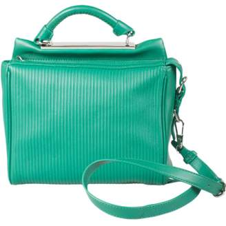 3.1 Phillip Lim Green Leather Handbags