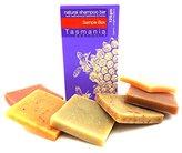 Sample Box with Six Samples | Rosemary Mint | Beer | Moroccan Mud | Eggcellent | Lemon and Chamomile | Voodoo Bamboo Handmade in Tasmania Australia
