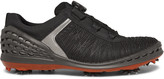 Ecco Golf - Cage Rubber-panelled Mesh Golf Shoes