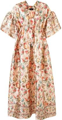 Romance Was Born Foxworth Hall maxi dress