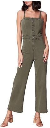 Paige Anessa Ankle Culotte Jumpsuit (Vintage Secret Garden) Women's Casual Pants