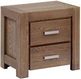 Beaumont & Braddock Bedside Tables Worthington Oak Bedside Table