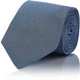 Ralph Lauren Purple Label Men's Neat-Pattern Silk Jacquard Necktie