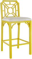 """Lilly Pulitzer Home """"Boulevard"""" Barstool"""