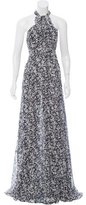 Derek Lam Silk Halter Dress w/ Tags