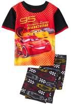 Crazy 8 Cars 2-Piece Pajama Set