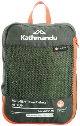 Kathmandu Microfibre Towel Medium Deluxe
