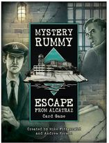 U.s. games systems Escape From Alcatraz Card Game by U.S. Game Systems
