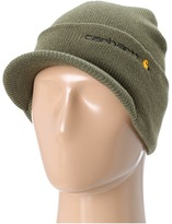 Carhartt Knit Hat with Visor Caps