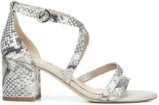 Sam Edelman Stacie Textured Leather Sandals