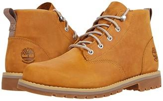 Timberland Redwood Falls Waterproof Chukka (Wheat Full Grain) Men's Boots