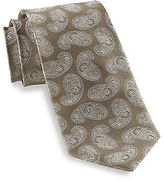 Rochester Large Paisley Silk Tie Casual Male XL Big & Tall