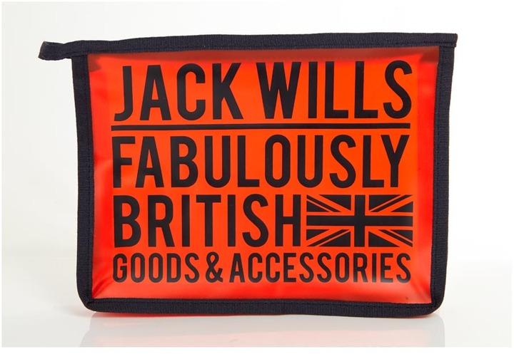 Jack Wills Ludford Make-up Bag