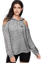 PINK Cold-Shoulder Pullover