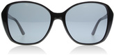 DKNY DY4122 Sunglasses Black 300187 57mm