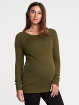 Old Navy Maternity Zip-Sleeve Nursing Tunic